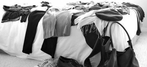 Dit is waarom jij maar 30 kledingstukken nodig hebt