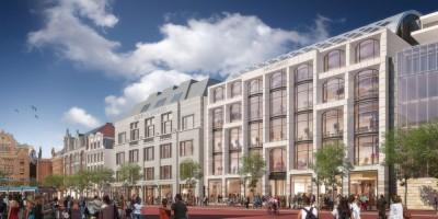 Amsterdam krijgt een nieuw luxe warenhuis met food hall