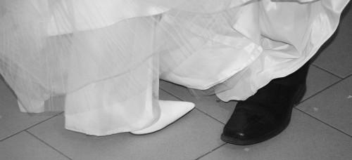 Trouwschoenen die ook na de bruiloft heel goed kunnen