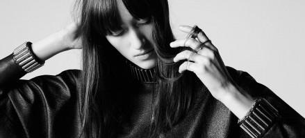 Deze zwart-wit campagne van Saint Laurent moet je zien