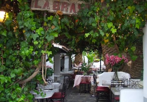 Restaurant in Ibiza stad