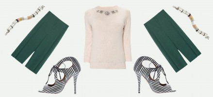 Shopping: Denk roze