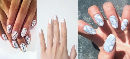 Beauty: Marmeren nagels