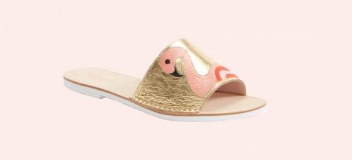Sandalen die zéker opvallen