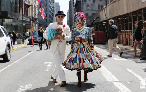 bejaarde modemensen