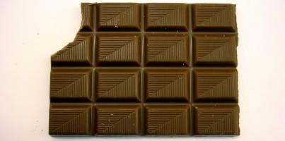 Goed nieuws: deze chocolade smelt niet!