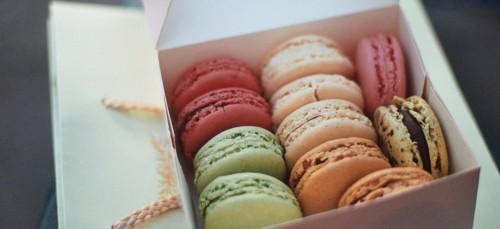 Macarons van Ladurée in Antwerpen