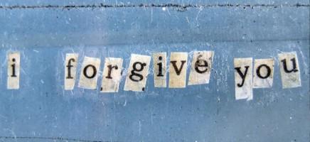 Vergeven is belangrijk én zeker niet hetzelfde als vergeten