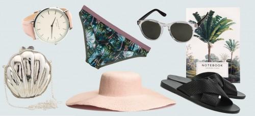 Deze accessoires vergezellen je in de zomer