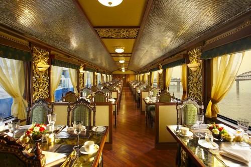 luxe trein