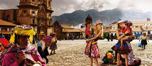 Uitgelichte modezaken: Mario Testino