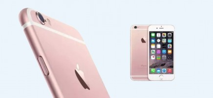 En de nieuwe iPhone is... roze!