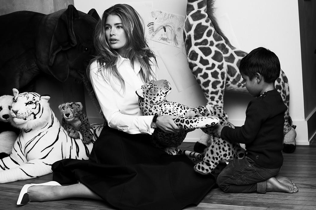 @ Paul Bellaart voor Vogue NL maart 2015