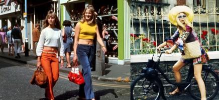 Om van te leren: de jaren '70 streetstyle