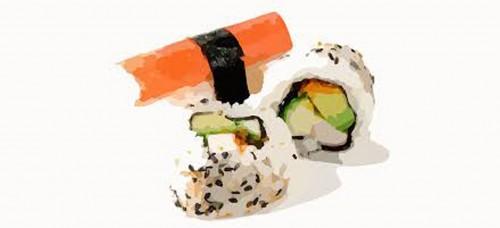 All-you-can-eat sushi zit blijkbaar vol bacteriën