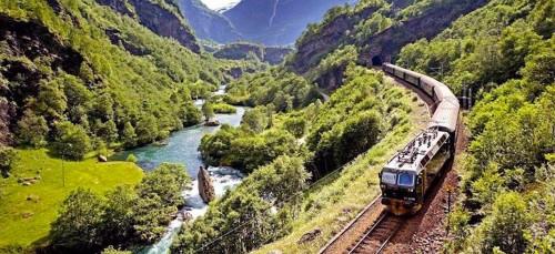 De 10 mooiste treinreizen ter wereld