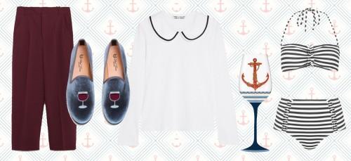 Shopping: zeemansvrouwen