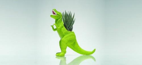 Gespot: de plantasaurus!