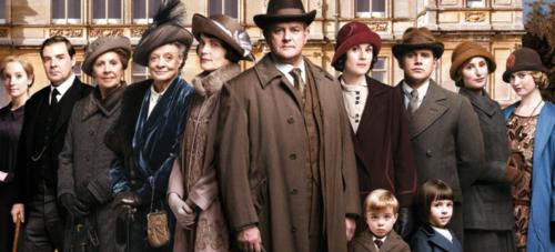 Verwacht: het állerlaatste seizoen van Downton Abbey