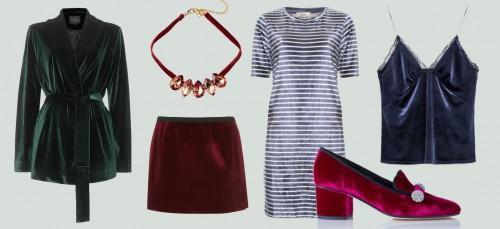 Shopping: mode fluweeltjes