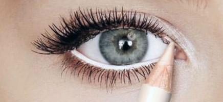 6 x een frisse blik op witte eyeliner