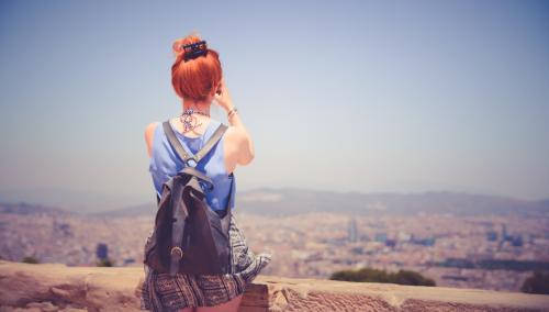 15 redenen waarom alleen reizen goed voor je is