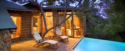 Treetop Hotel Tsala