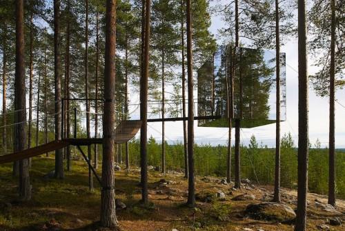 Treetop Hotels Zweden