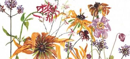 Feng shui met bloemen