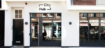 CityHub is hét hotel in Amsterdam waar je moet slapen