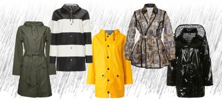 Shopping: zo ga je zingend door de regen