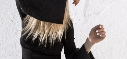 Fashion-alarm: coltrui met grote (!) mouwen