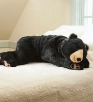 Lekker wegdromen in deze berige slaapzak
