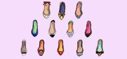 Shopping: feestelijk schoeisel zonder hoge hak