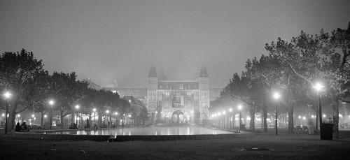 Cultuur snuiven tijdens de museumnacht in Amsterdam