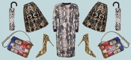 Shopping: sneaky snakes in je kast