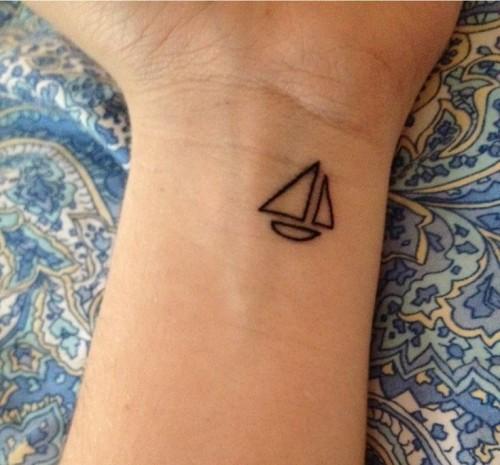 bootje pols tatoeages
