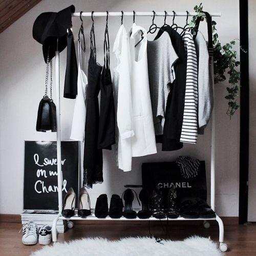 11 x inspiratietips voor stijlvolle kledingopbergers | Enfait