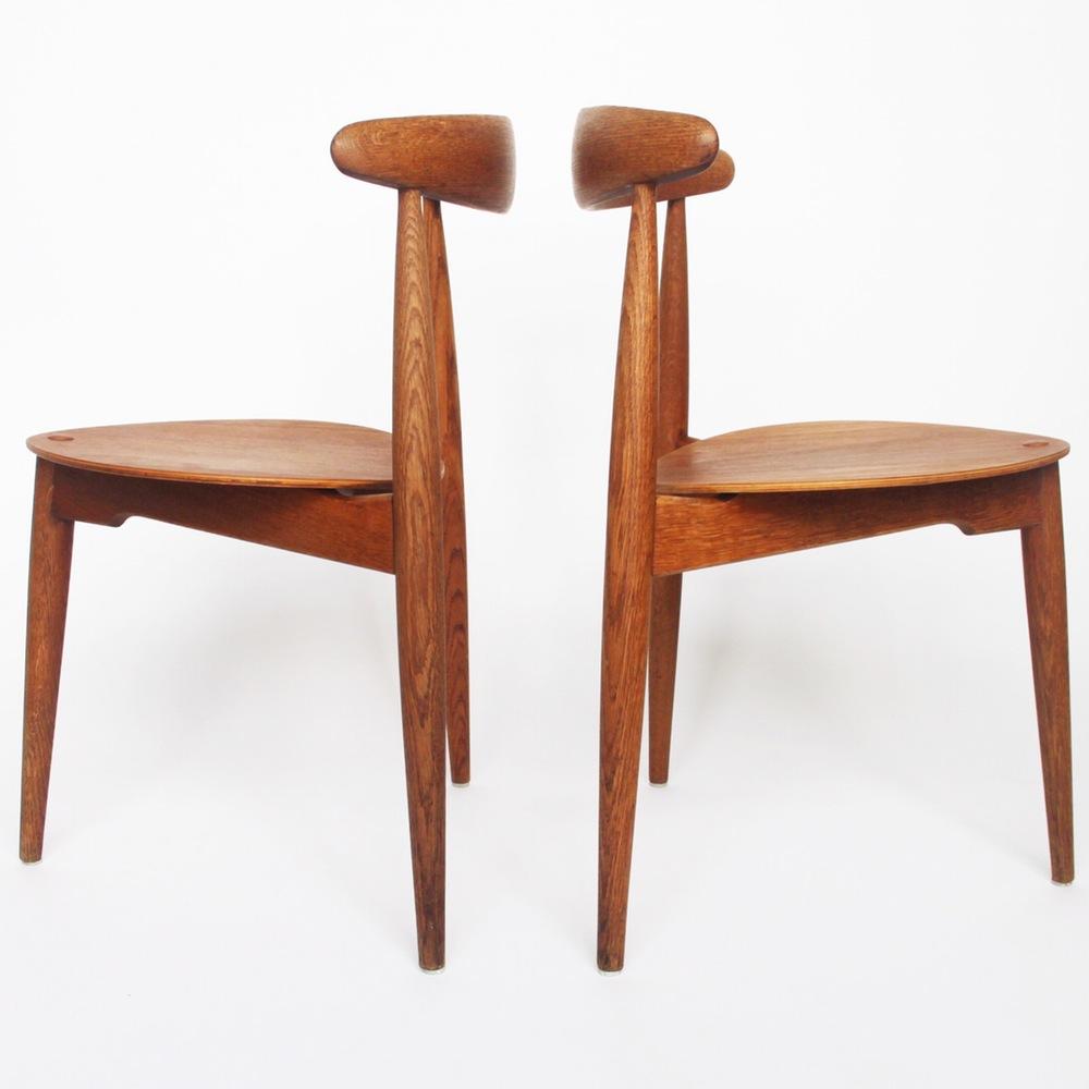 Hans Wegner Heart chair -tamikerndepotvente.com