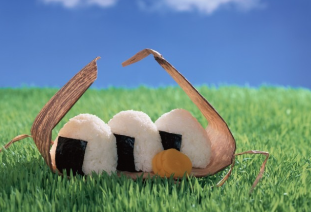 rijstballen