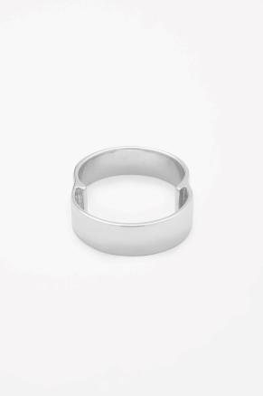 Silver ring -cosstores.com