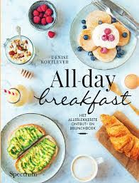 kookboek all day breakfast