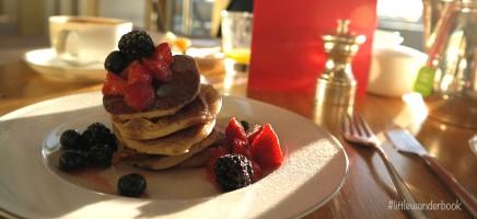 Hotspot: breakfast party bij Mr. Porter in Amsterdam