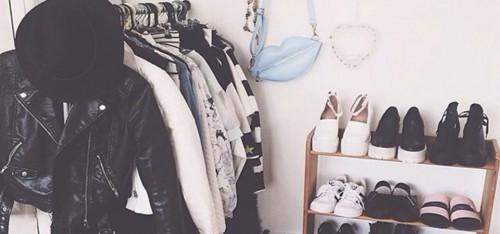 11  x inspiratietips voor stijlvolle kledingopbergers