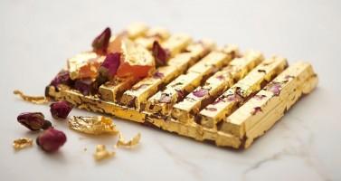 Sjieke chocolade: KitKat met bladgoud voor échte fijnproevers