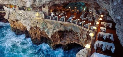 Dineren mét uitzicht bij dit Italiaanse restaurant