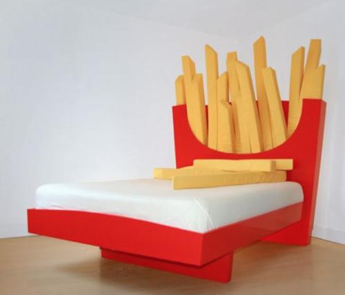 friet bed