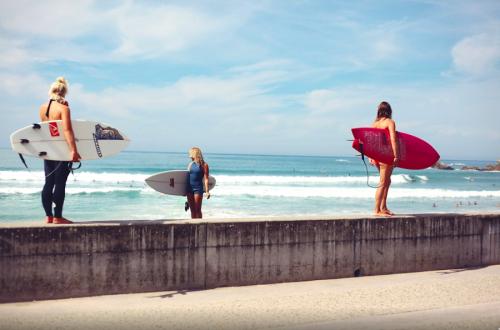Surf & Yoga Retreats Sistas