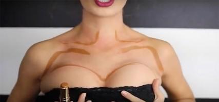 Kleine borsten? Probeer dan deze contour techniek!