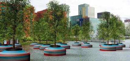Dobberend Bos wordt realiteit in Rotterdam